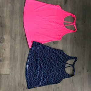 Lot of two tank tops